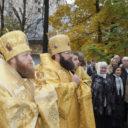 Престольный праздник в храме святых апостолов Петра и Павла в Лефортово