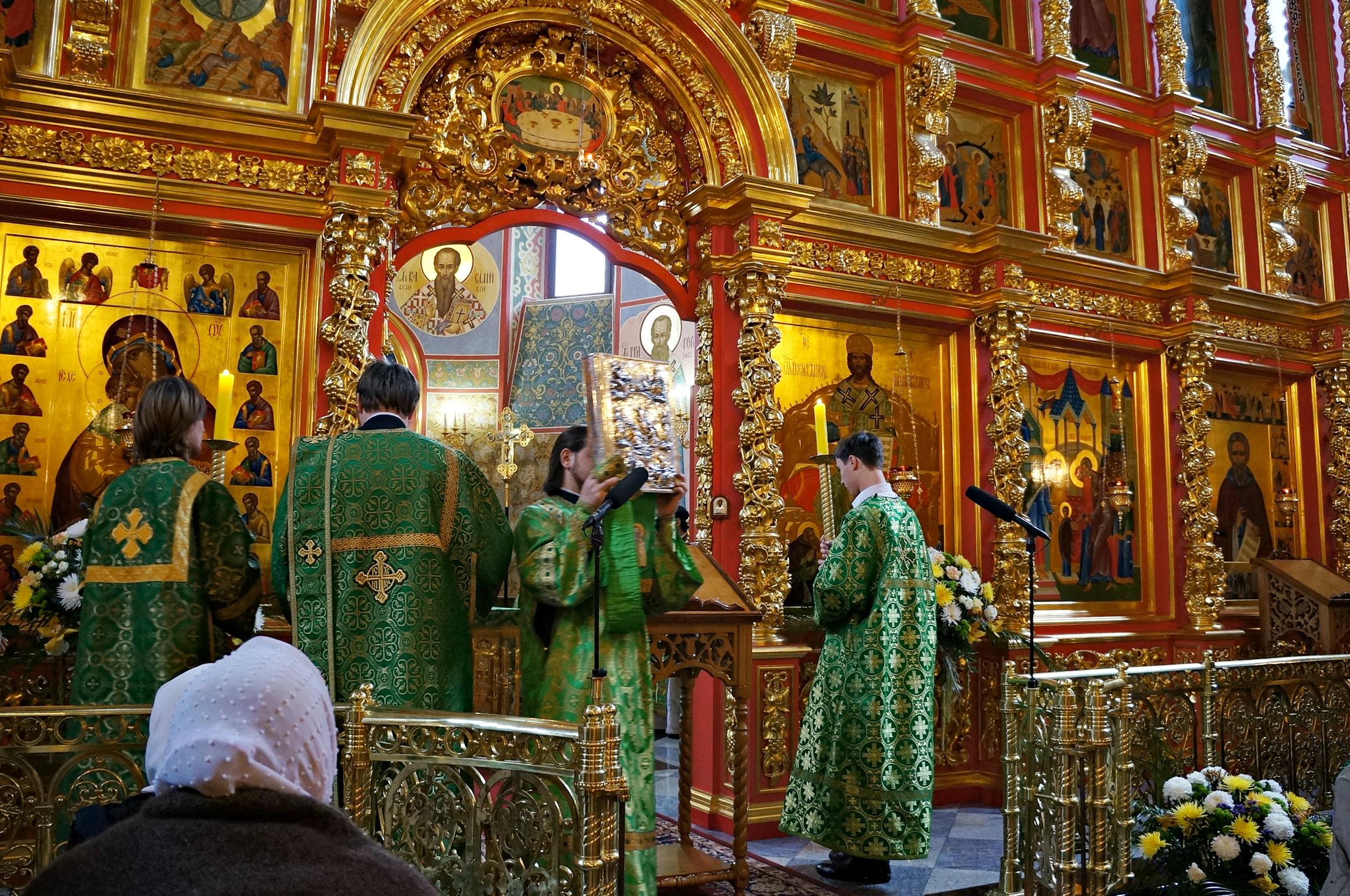 Храм сергия радонежского на рязанке 4 фотография