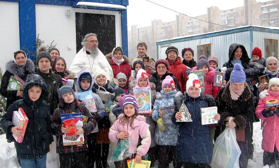 Приход Ермогена на Уральской улице