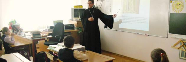 В школах района Текстильщики прошли занятия, посвященные Пасхе