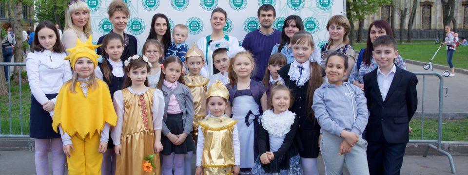 Дети храма на Волжском выступили на фестивале