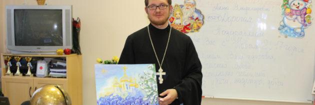 В школах района Текстильщики прошли предрождественские встречи
