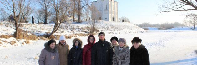 Паломничество прихожан храма на Волжском в г.Владимир