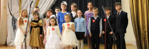Мероприятие с участием воскресной школы храма на Волжском