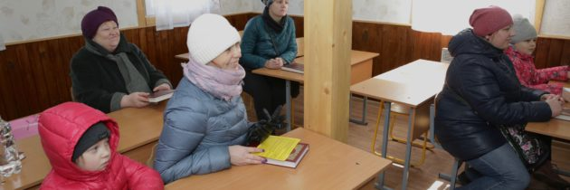 День открытых дверей в воскресной школе «Княжичи» на Волжском