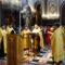 Духовенство благочиния помолилось у мощей свт. Николая