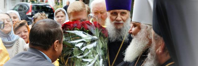 К юбилею протопресвитера Владимира Дивакова