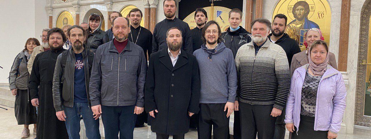 Собрание миссионеров-катехизаторов