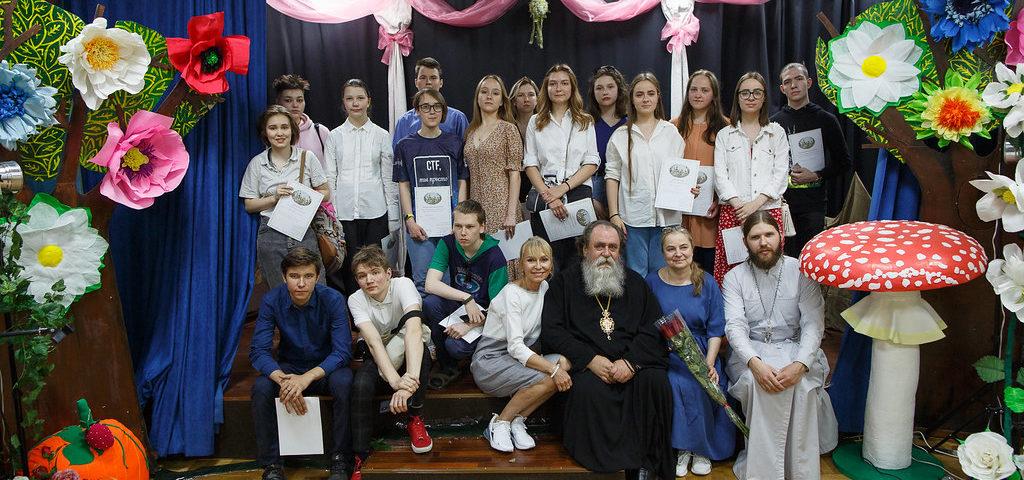 Благочинный принял участие в празднике прихода у Салтыкова моста