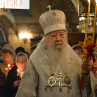 В праздник Воскресения Христова