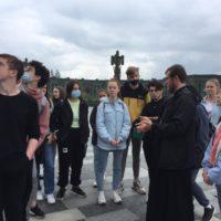Студенты Юго-Востока посетили Главный Храм Вооруженных Сил