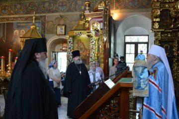 Петропавловский храм в Лефортове стал малой Почаевской лаврой