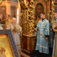 Праздник Успения Пресвятой Владычицы нашей Богородицы