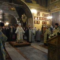 Рождество Пресвятой Богородицы — первый праздник в Новолетии